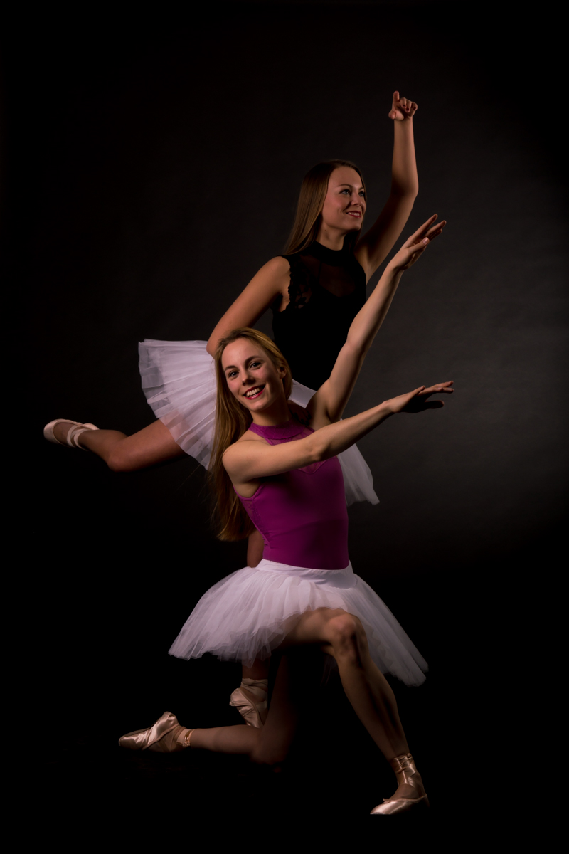 Duo dansshoot studio